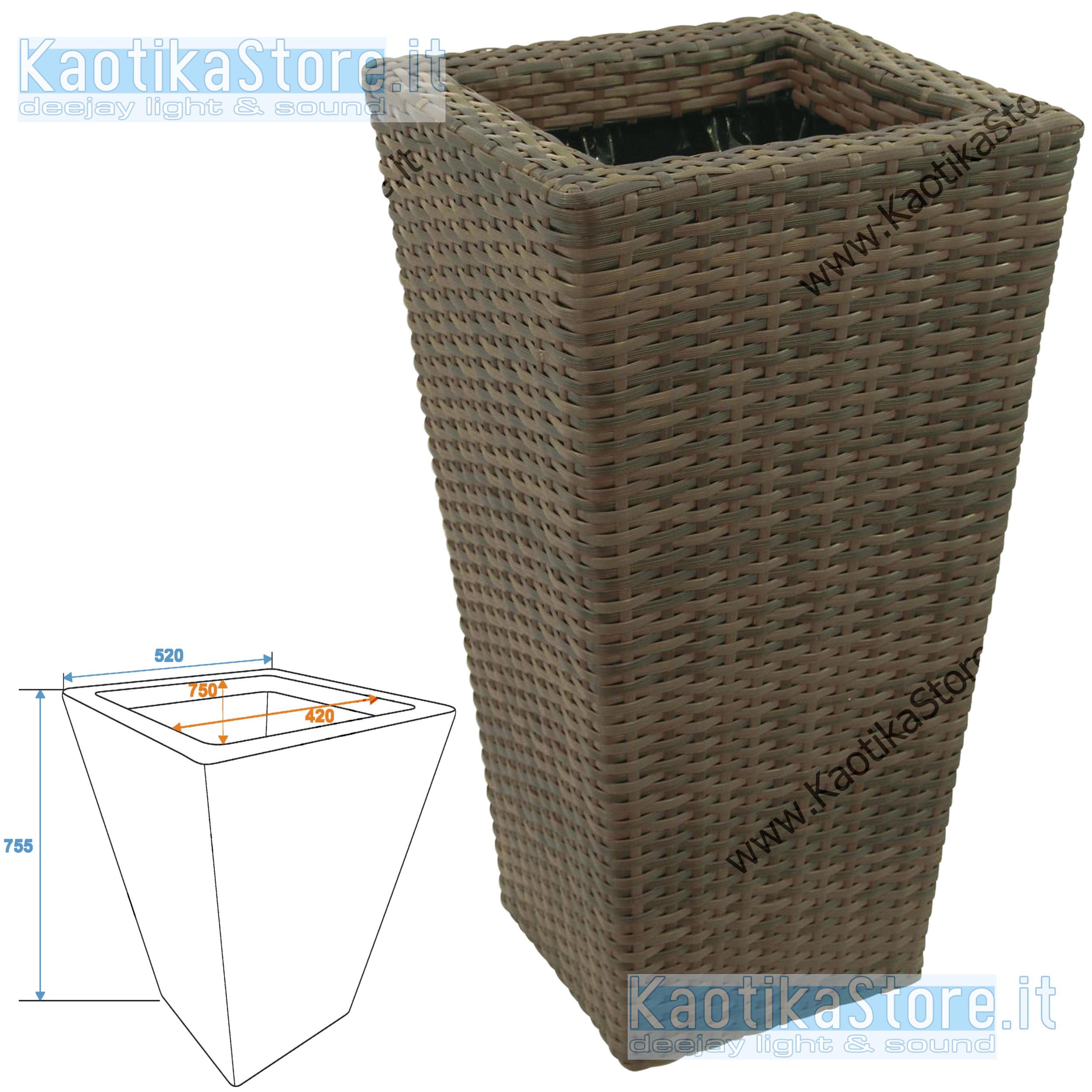 Vasi d arredo per interni interno esterno per piante vaso for Vasi decorativi per esterno