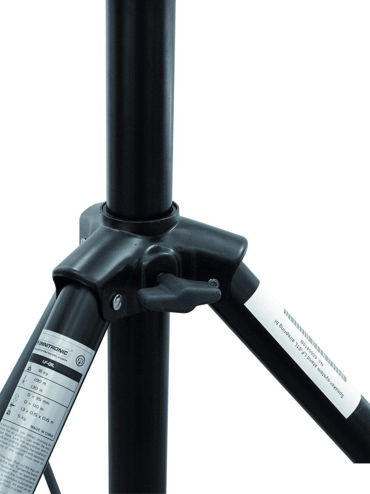Dettagli su palo treppiede a gas stativo sollevamento automatico per