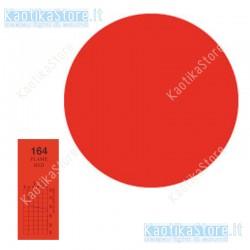 Gelatina ROSSO FIAMMA 61x50cm colore per fari PAR filtri colorati foglio colorato