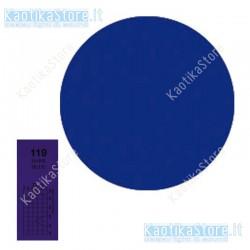 Gelatina DARK BLUE 61x50cm colore per fari PAR filtri colorati foglio colorato