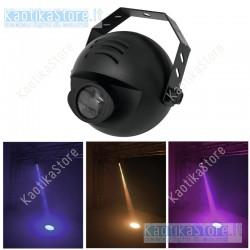 Eurolite LED PST-9W TCL DMX Spot faretto indicato per sfera specchiata