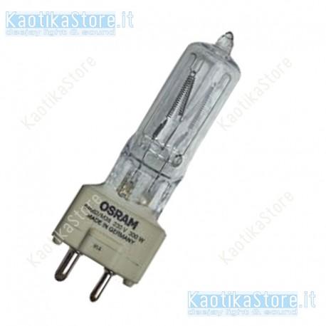 OSRAM M38 230v 300w 2000h 3000K lampada di ricambio