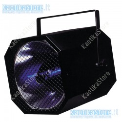 Eurolite lampada UV 400W plafoniera black gun luce nera viola