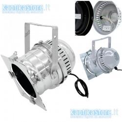 Faro corto PAR-64 per lampada 500W/1000W