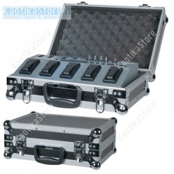 Dap Audio Case per LED-Foot 4 valigia trasporto centralina