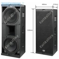 Dap Audio LT-215A Altoparlante attivo con sistema di elaborazione
