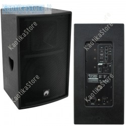 Omnitronic cassa attiva AZ 212a 2-way active speaker