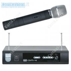 Dap Audio DAP Audio COM-41 Microfono Wireless UHF con dispositivo manuale