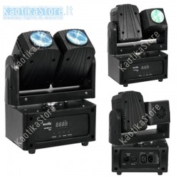 Eurolite LED TMH-21.i Twin Moving-Head Beam DMX moving head