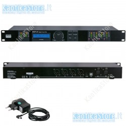 Dap Audio DCP-24 MKII Crossover digitale 2-in / 4-uscite