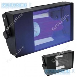 Eurolite UV Light ES 105W E-27 plafoniera lampada ultravioletti