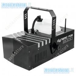 Eurolite Dynamic Fog 2000 Fog machine 2000w macchina del fumo wireless
