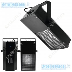 Eurolite UV Black Floodlight 160W E-27 plafoniera lampada ultravioletti