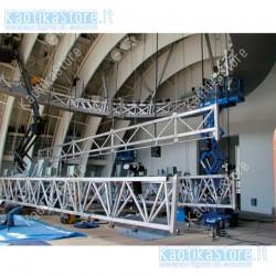 CM Lodestar New Line F. 500 kg motorizzato carico catena paranco truss