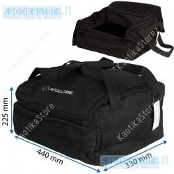 Accu Case ASC-AC-417 borsa per trasporto effetti luce macchine fumo attrezzature
