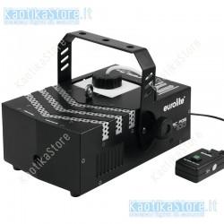 Eurolite Dynamic Fog 700 Fog machine 700w macchina del fumo controllo remoto via filo o DMX