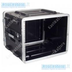 Dap Audio DoubleDoor Case 8HE doppia porta per trasporto e protezione merce