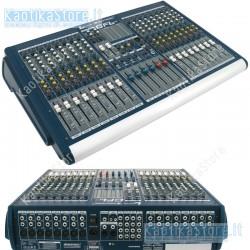 Omnitronic CFL-1642 Live mixer 16 canali per eventi dal vivo, teatro, spettacoli