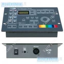 Showtec LED Operator touch centralina controller per fari RGBW