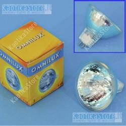 Omnilux ELC 24V/250W GX-5,3 500h 50mm lampada dicroica