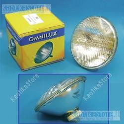 Omnilux PAR-56 230V/500W MFL 2000h H lampada di ricambio per faro PAR56  palco teatro live music PAR 56