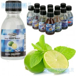 Essenza LIMETTE lime limone per liquido del fumo macchina aroma fragranza fog machine smoke fluid fragrance profumo
