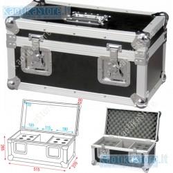 Dap Audio Flightcase per trasporto di 12 microfoni valigetta porta palmare Pro Case for 12 mics