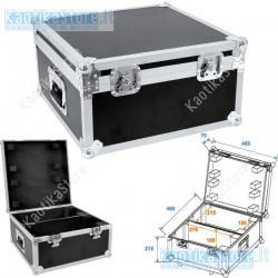 Roadinger Flightcase specifico per scanner 2 pezzi modelli TSL-100 TSL-200 o similari