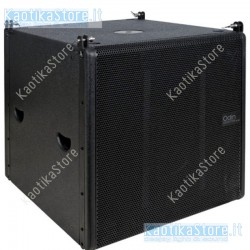 Odin Audiosystems by Dap Audio ODIN S-18A subwoofer attivo line array series