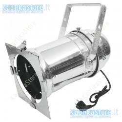 Faro lungo PAR-64 per lampada 500W/1000W