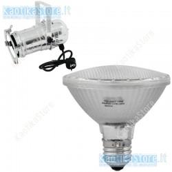 Omnilu lampada PAR-30 230V COB 10W E-27 LED 6400K PAR-30 ricambio