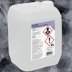 Eurolite Tanica 5 litri di liquido Professional -X- A2 ALTISSIMA DENSITA' per macchina del fumo fog machine smoke fluid