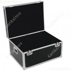 Roadinger Flightcase 80x60cm trasporto universale luci discoteca cavi baule valigia