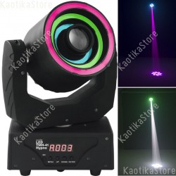 Eurolite LED TMH-41 Hypno Moving Head Spot Testa Mobile DMX 3 LED hypno rings and 30 W LED