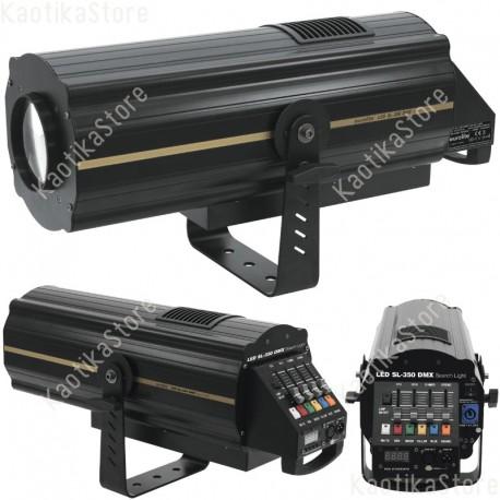 Eurolite LED SL-350 DMX Search Light seguipersona occhio di bue effetto luce spot