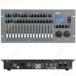 Showtec SM-16/2 FX DMX Scene setter Mixer luci professionale controller centralina teatro palco live music