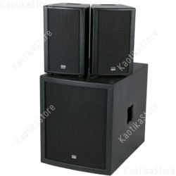 Dap Audio Club Mate II sistema attivo 1 subwoofer 2 satelliti