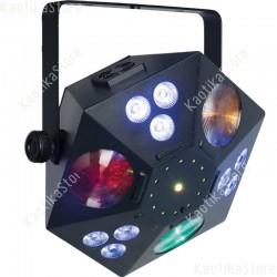 Showtec  Magician LED effetto 4-in1 strobo laser led e UV per discoteca feste dj