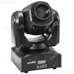 Eurolite LED TMH-17 Moving Head Spot testa Mobile 30W DMX