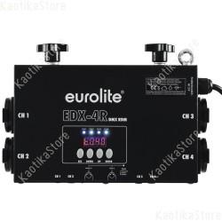 Eurolite EDX-4RT DMX RDM Truss Dimmer Pack centralina luci fari PAR faro teatrale