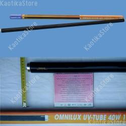 Omnilux lampada UV tube 40W G13 1200 x 38mm T12 neon ricambio