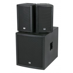 Dap Audio Club Mate I sistema attivo 1 subwoofer 2 satelliti