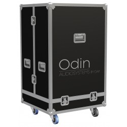 Odin Audiosystems by Dap Audio Case flightcase per ODIN T-8A attivo line array series