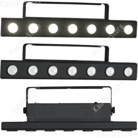 Showtec BB-7 Barra Beam blinder accecatore illuminatore 7 posti fari palco live concerti