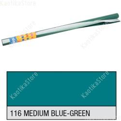 Gelatina BLU VERDE 122x50cm per fari PAR filtri colorati foglio colore