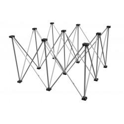 Showtec Spider legs 1x1m 40cm altezza elementi per palco