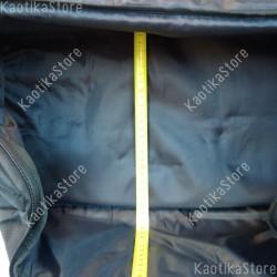 Dap Audio Bag 2 per trasporto strobo moonflower macchina fumo luci cavetteria accessori attrezzatura dj borsa