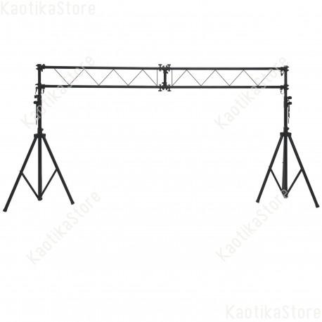 59007030 Eurolite Show Stand III Alu piccola americana supporto luci traliccio a ponte ean 4026397616309