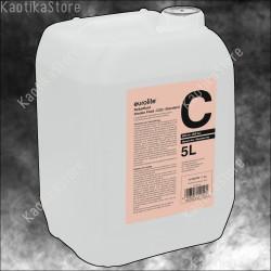 Eurolite Tanica 5 litri di liquido Professional *C2D* STANDARD MEDIA DENSITA' per macchina del fumo fog machine smoke fluid