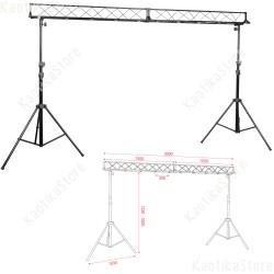 Showtec Light Bridge Set stand piccola americana supporto luci traliccio a ponte show 8717748379580